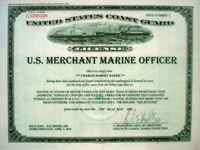 Captain's License